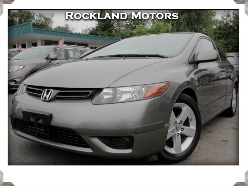 2008 Honda Civic EX-L Coupe