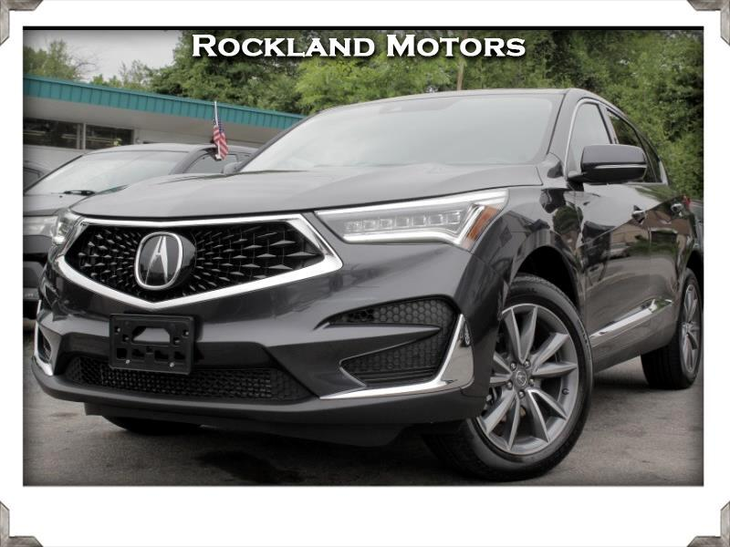 2019 Acura RDX SH-AWD w/Technology Package