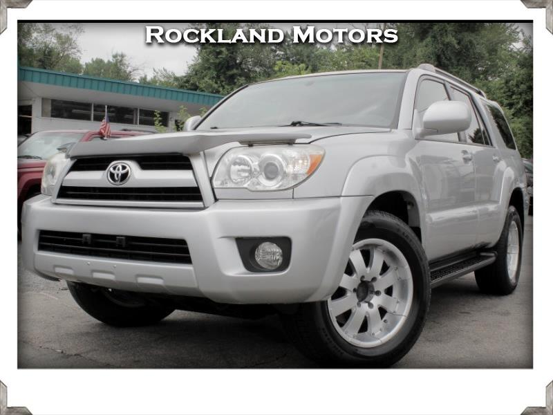 2006 Toyota 4runner 4WD Limited 4WD