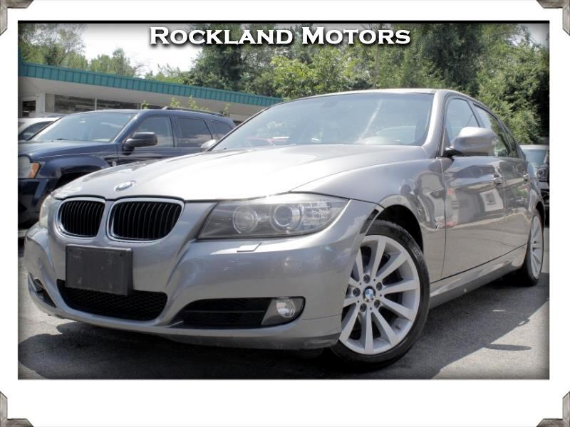BMW 3-Series 328i xDrive 2009