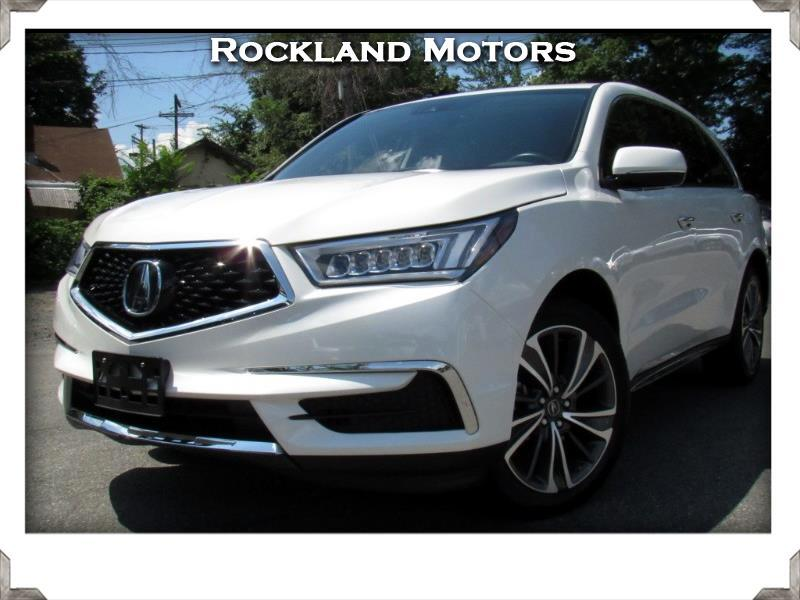 2019 Acura MDX 4dr SUV w/Navigation