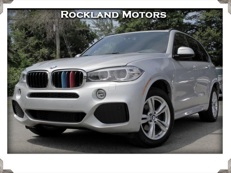 2016 BMW X5 xDrive 35i M-Sport Package