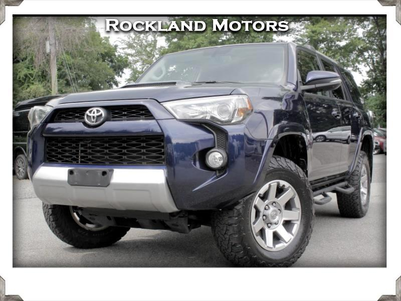 2016 Toyota 4Runner Trail 4WD