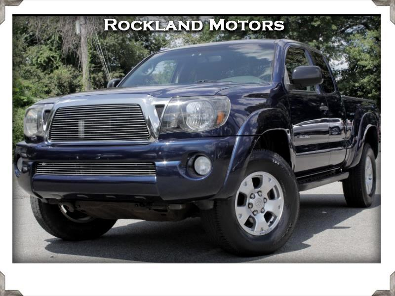 2005 Toyota Tacoma 4WD Access Cab V6 AT TRD Sport (Natl)
