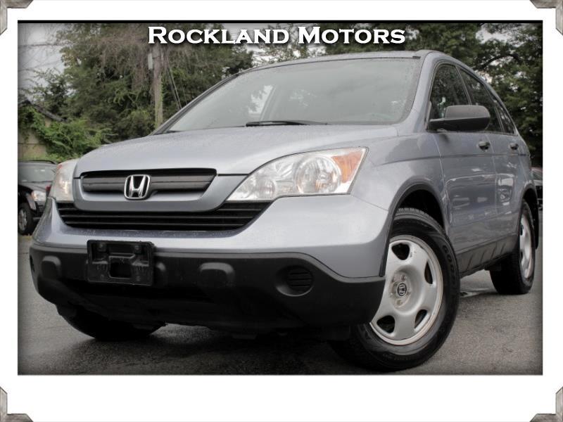 2008 Honda CR-V 4WD 5dr LX