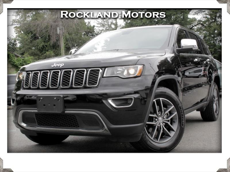 2017 Jeep Grand Cherokee 4dr Limited 4WD
