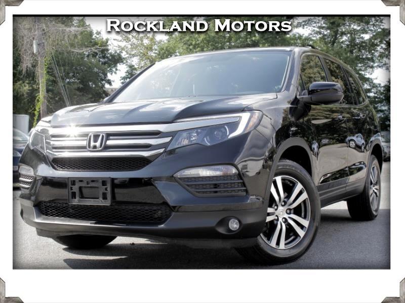 2016 Honda Pilot EXL 4WD