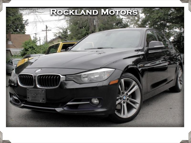 2013 BMW 3-Series 328i xDrive Sport Package