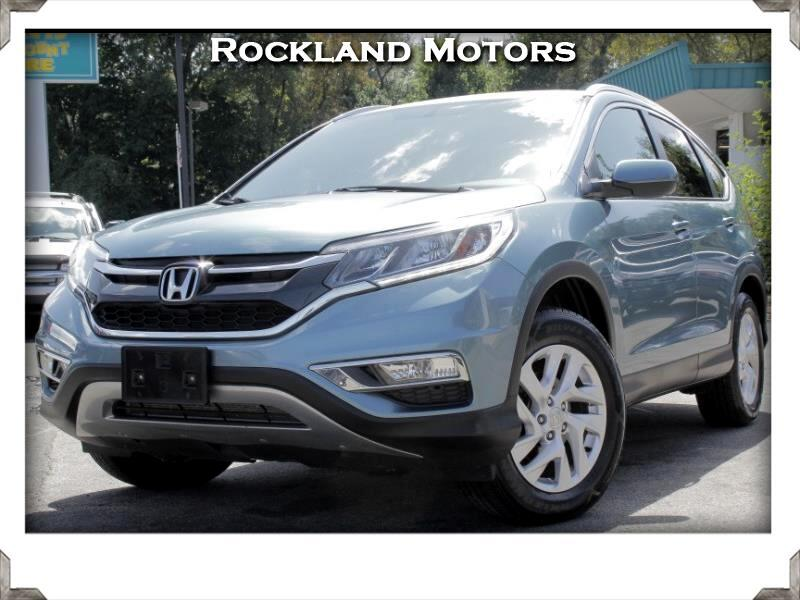 2016 Honda CR-V EX-L 4WD AT
