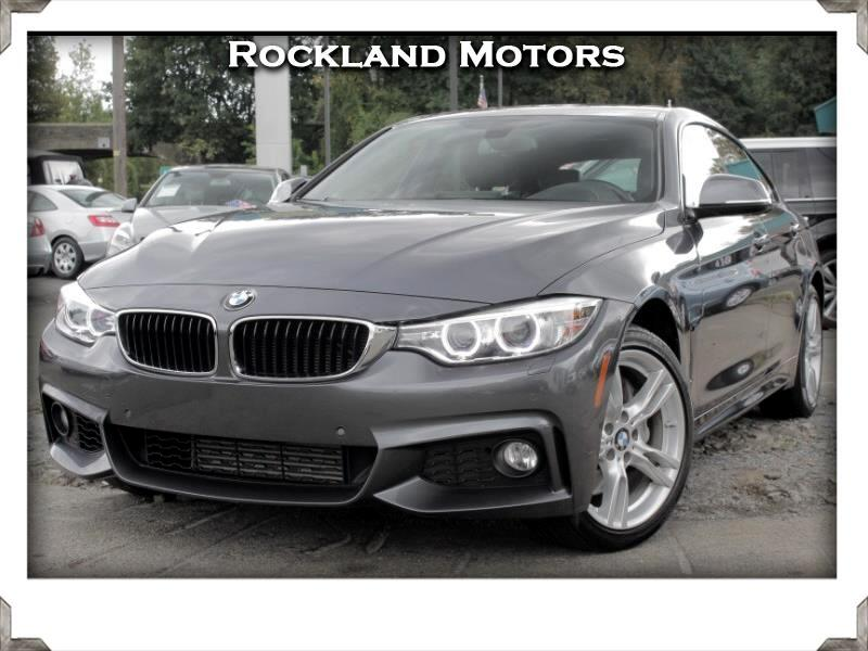 2016 BMW 4-Series Gran Coupe 435i xDrive