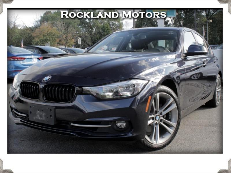 2016 BMW 3-Series 328i xDrive Sportline Sedan