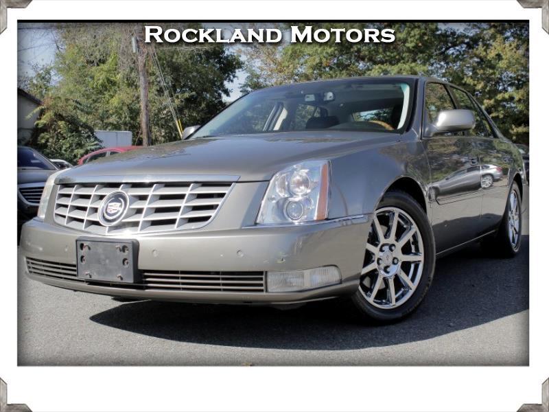 2010 Cadillac DTS Platinum w/ Navi