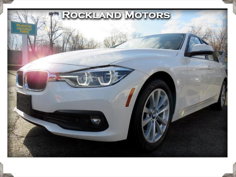 BMW 3-Series 320i xDrive Sedan 2018