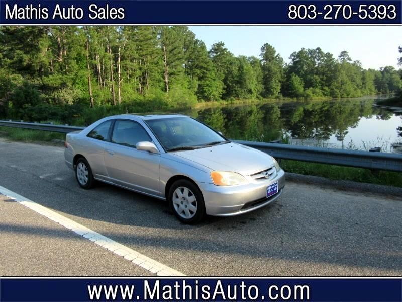 Honda Civic EX coupe 2002