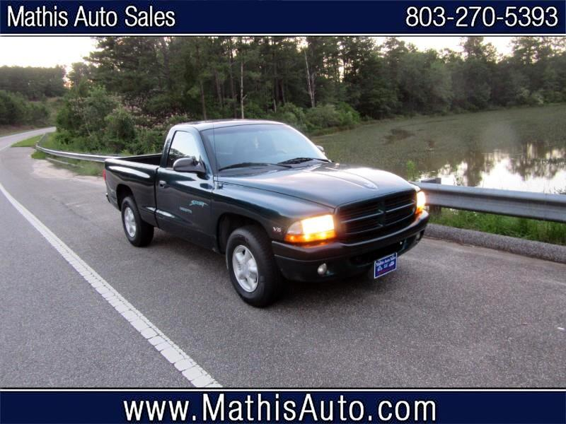 Dodge Dakota Reg. Cab 6-ft. Bed 2WD 1998