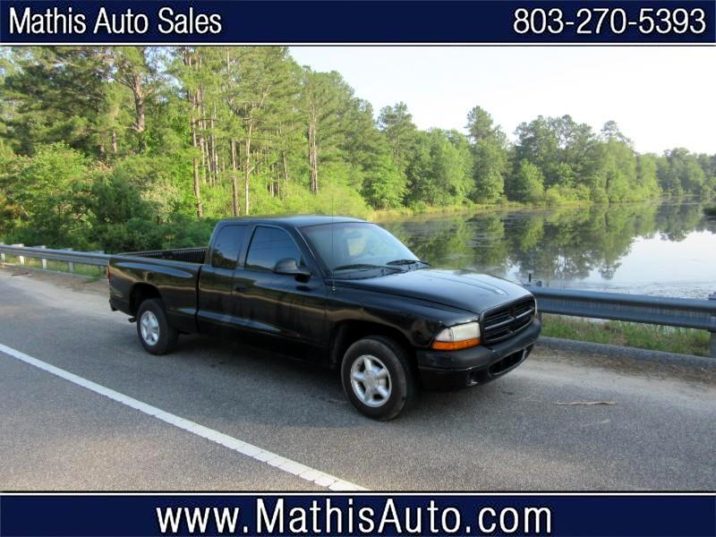 Dodge Dakota Club Cab 2WD 2000