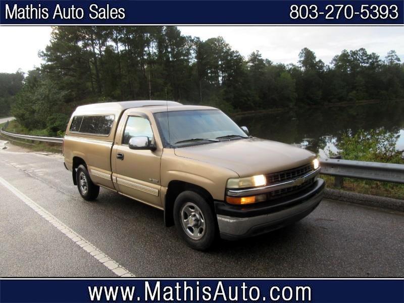 Chevrolet Silverado 1500 Regular Cab Short Bed 2WD 1999
