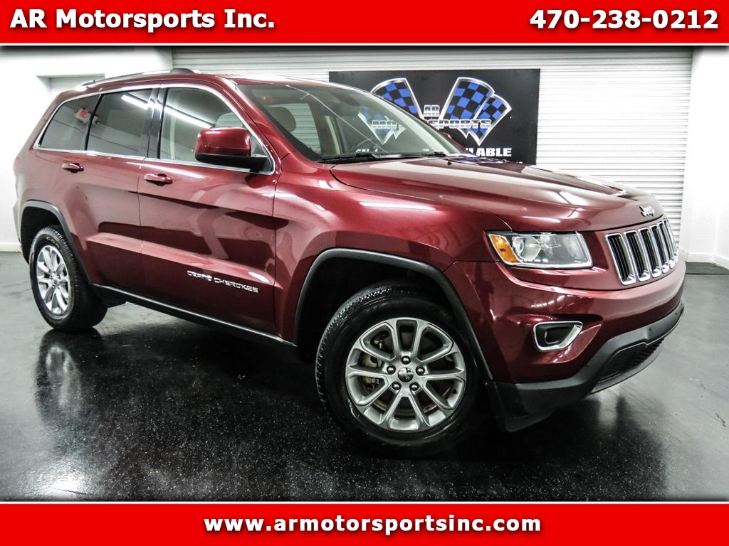 2014 Jeep Grand Cherokee 4dr Laredo