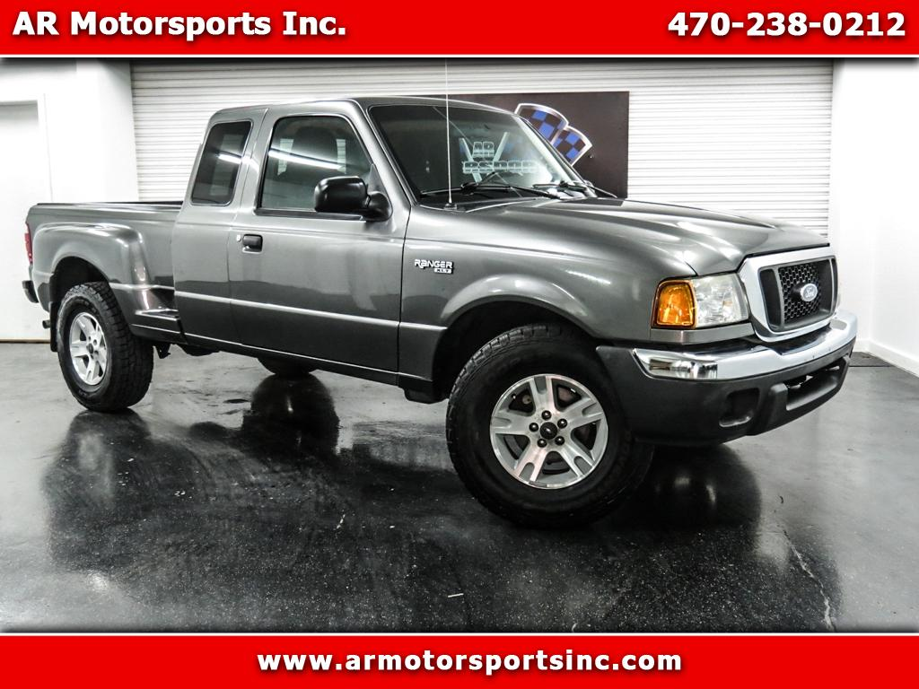 2004 Ford Ranger Extended Cab 4WD , XLT