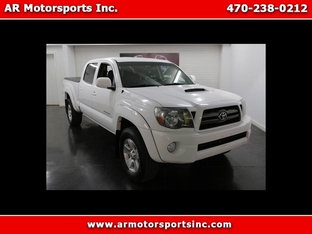 2010 Toyota Tacoma DOUBLE CAB 4WD TRD SPORT PACKAGE