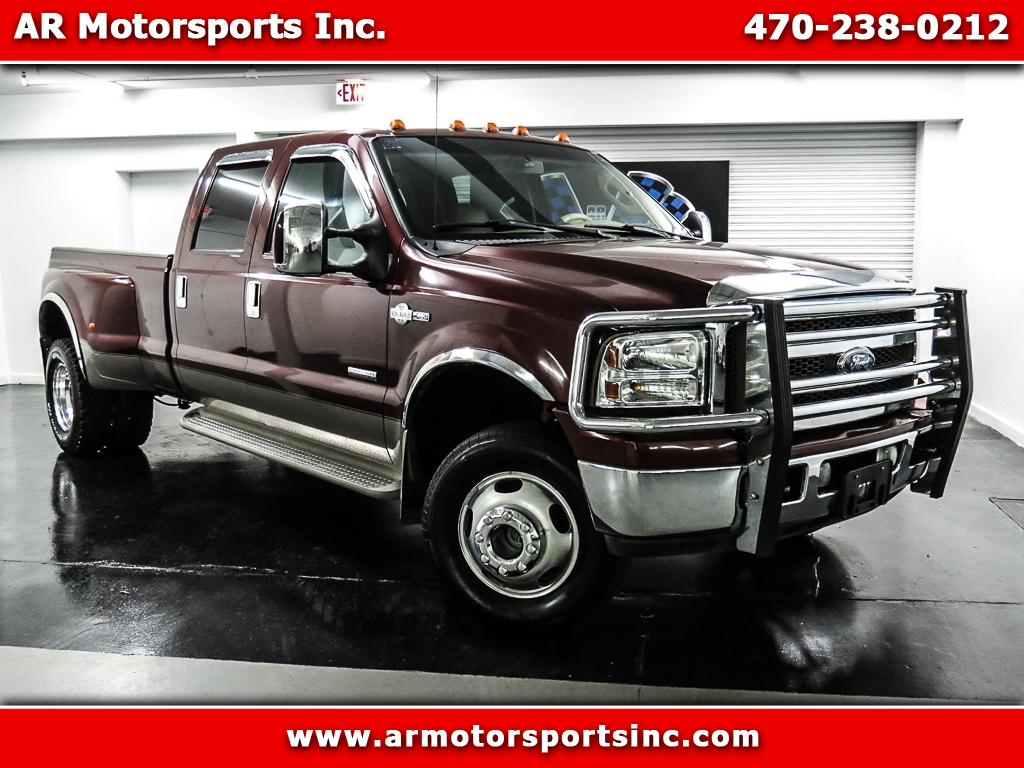 2006 Ford F350 KING RANCH LARIAT SUPER DUTY