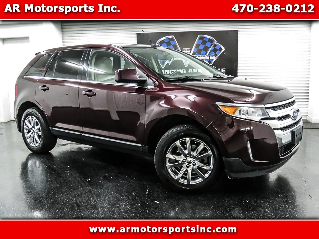 2011 Ford Edge Limited AWD Fully Loaded