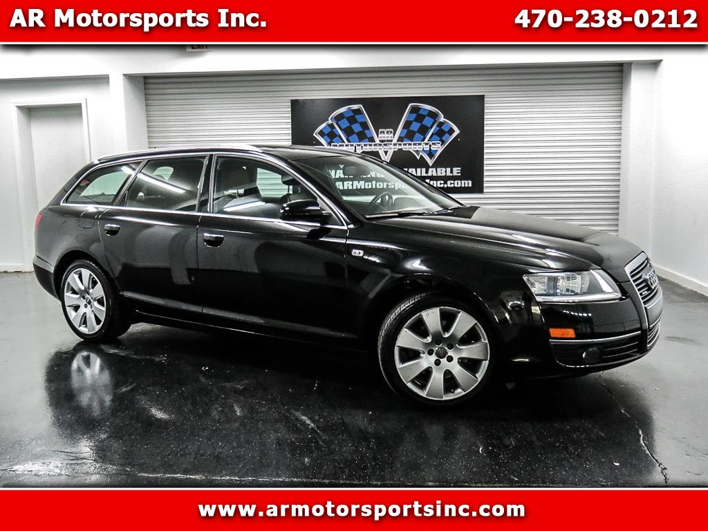 2007 Audi A6 FULLY LOADED 3.2 QUATTRO