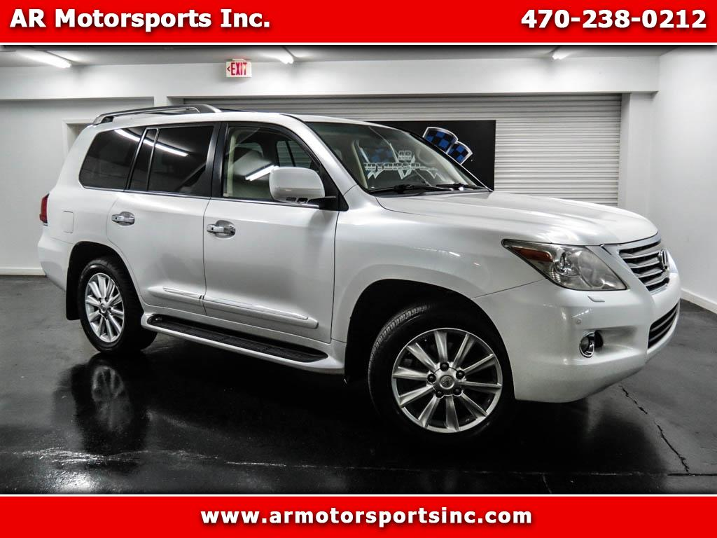 used 2010 lexus lx 570 sport utility for sale in buford ga 30518 ar motorsports. Black Bedroom Furniture Sets. Home Design Ideas