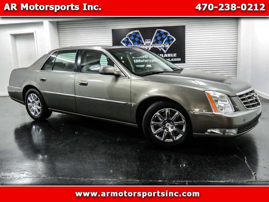 2010 Cadillac DTS Premium Collection With Navigation