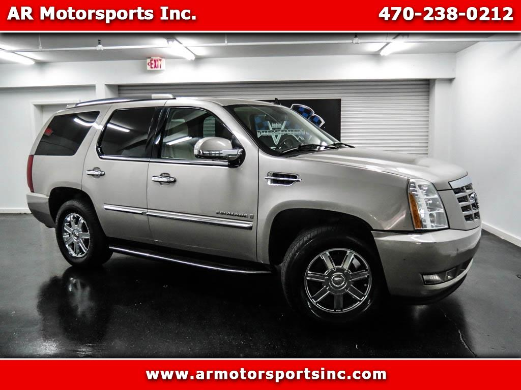 2007 Cadillac Escalade Platinum Edition