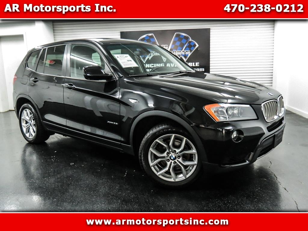 2011 BMW X3 AWD 4dr xDrive35i