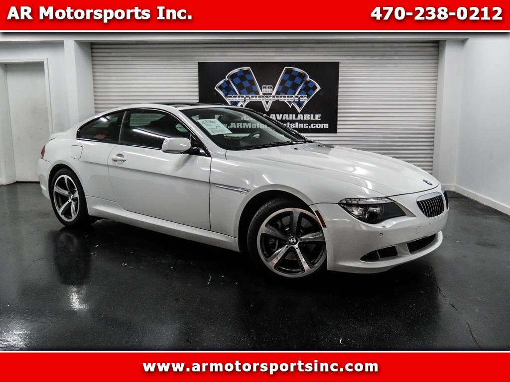 2009 BMW 6-Series 650i Coupe