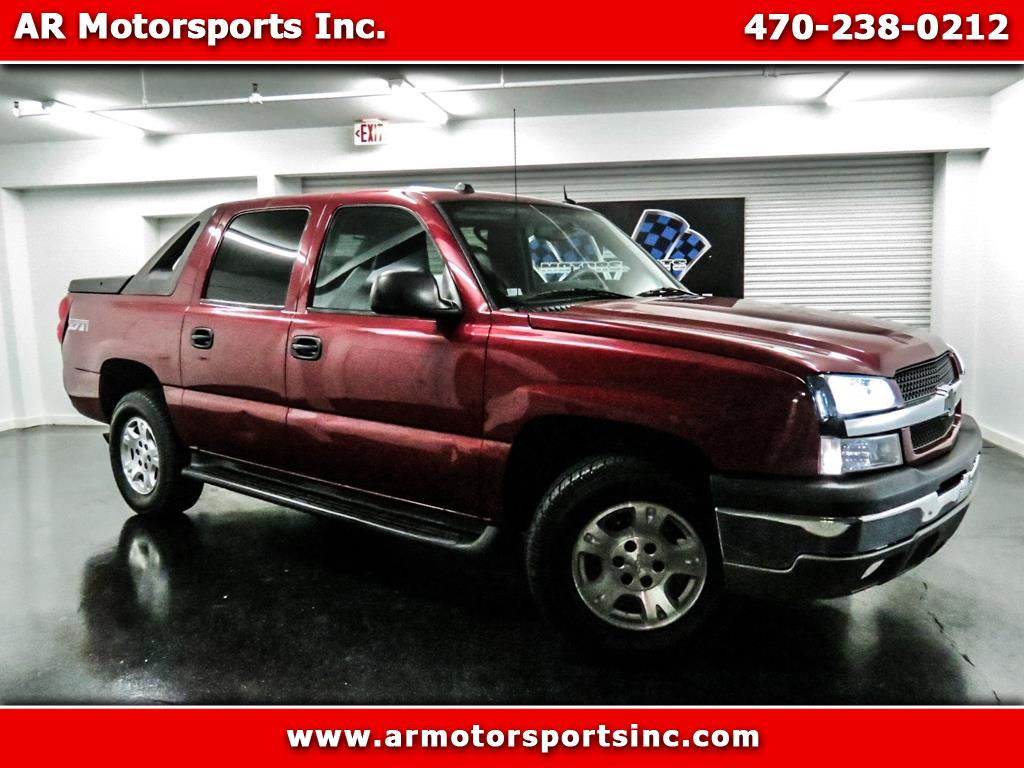 2004 Chevrolet Avalanche Crew Cab Z71 4WD