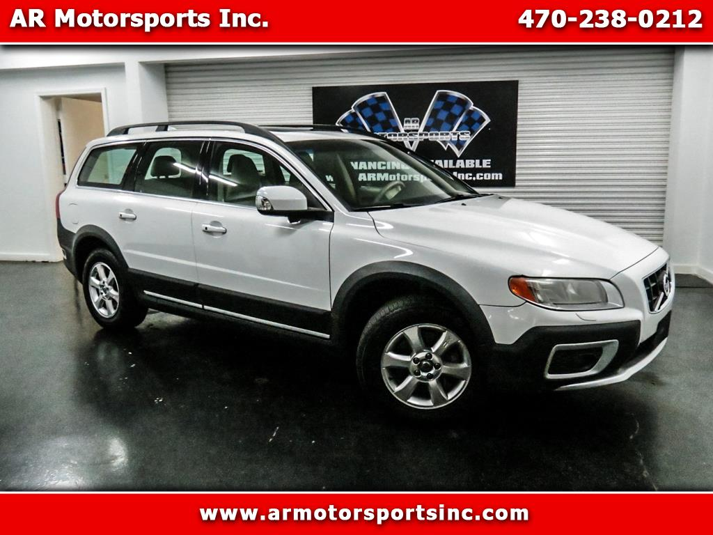 2011 Volvo XC70 3.2 AWD WITH SUNROOF