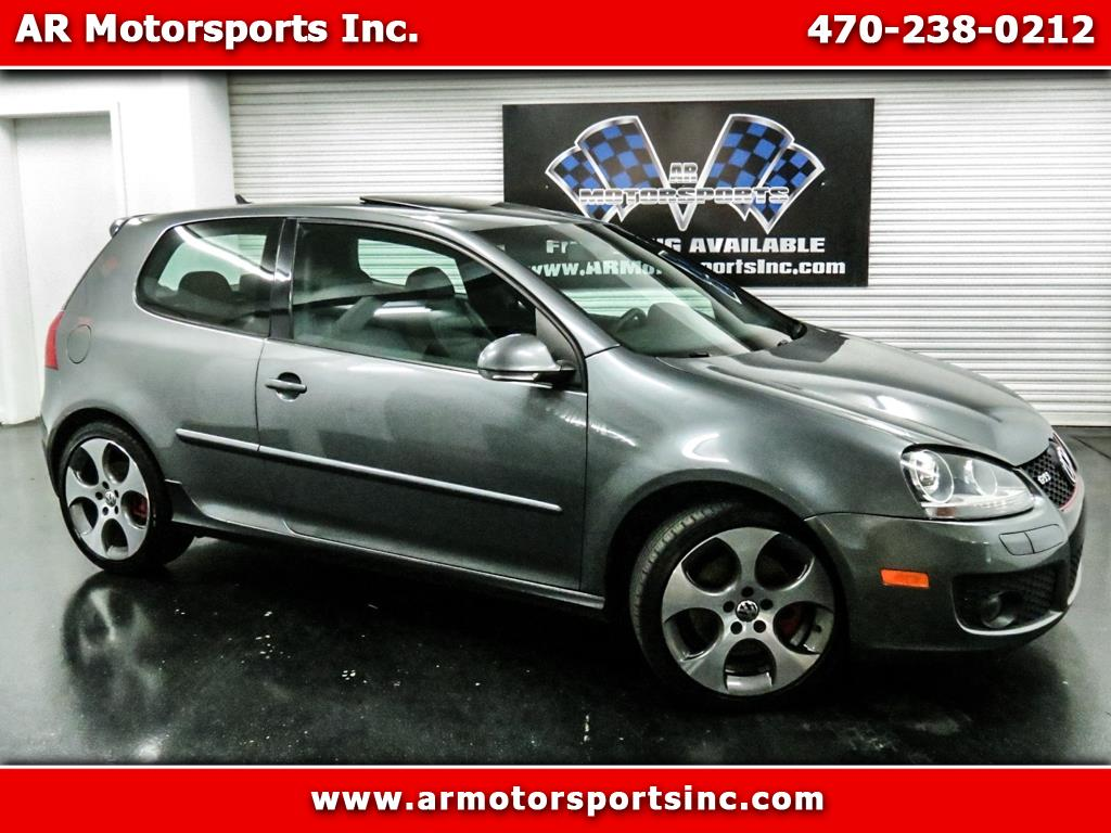 2007 Volkswagen New GTI 2.0T Coupe