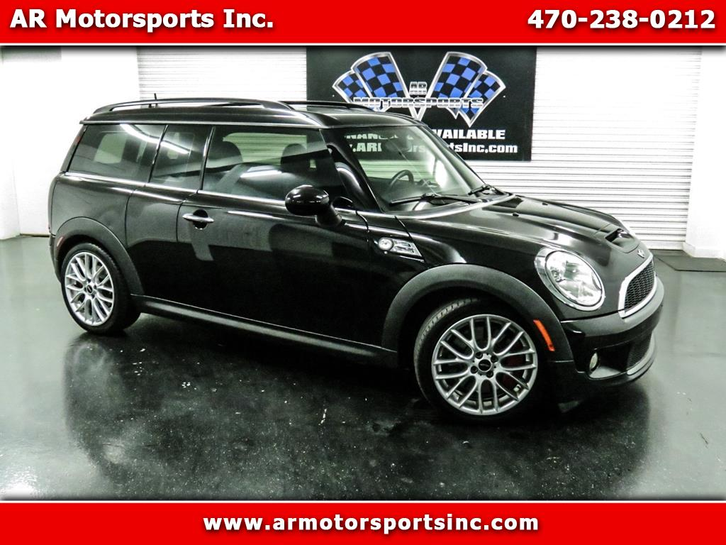 2010 MINI Clubman John Cooper Works