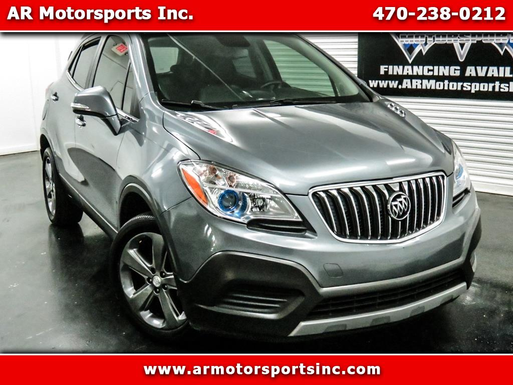 2014 Buick Encore Luxury