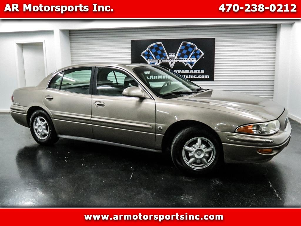 2001 Buick LeSabre 4 DOOR LUXURY SEDAN