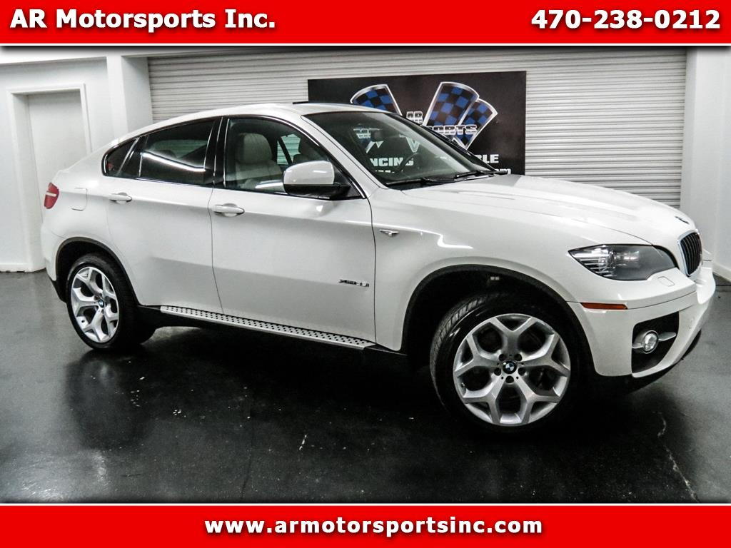 2010 BMW X6 AWD 4dr xDrive35i