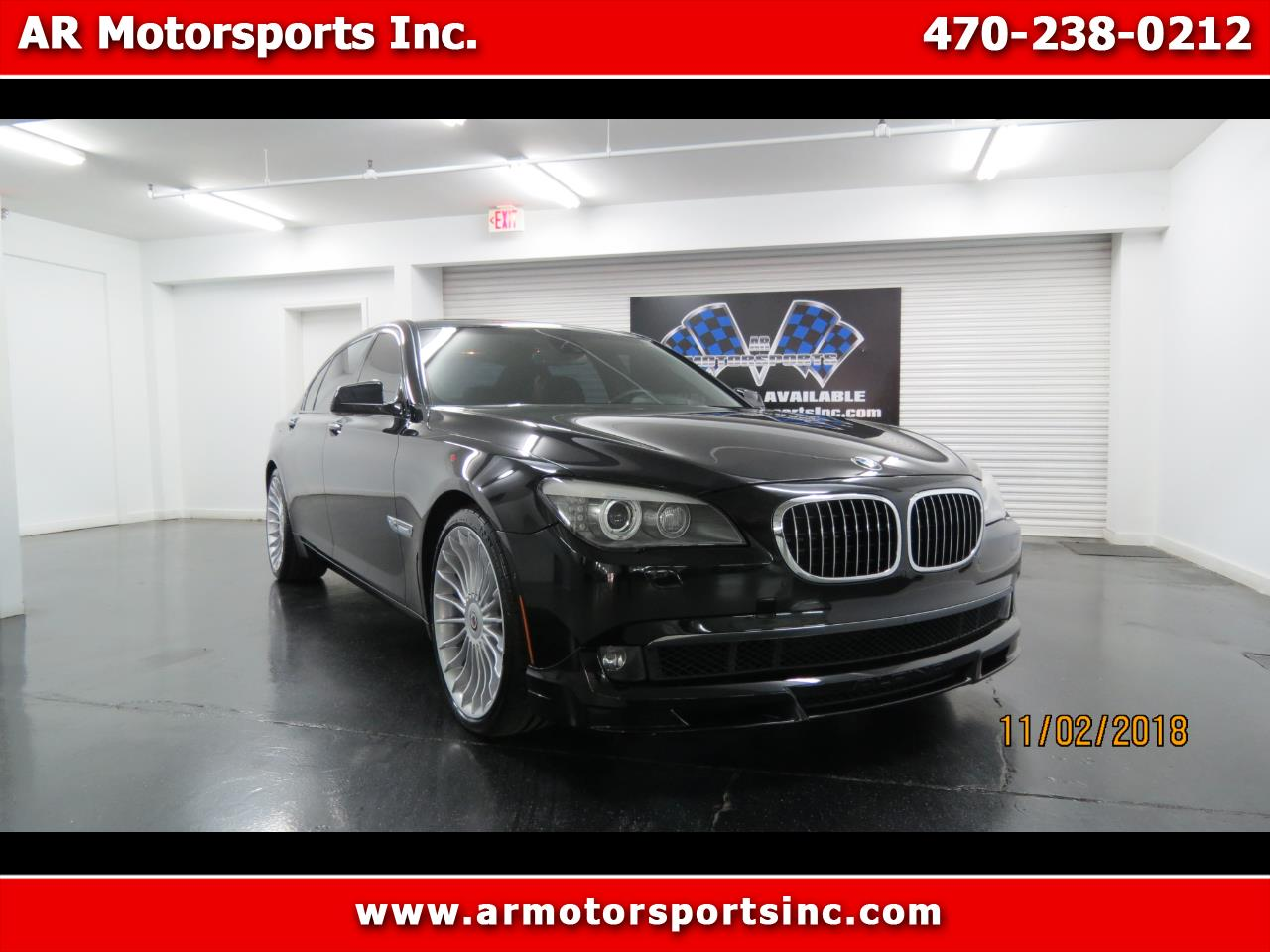 2012 BMW 7-Series Alpina B7 xDrive