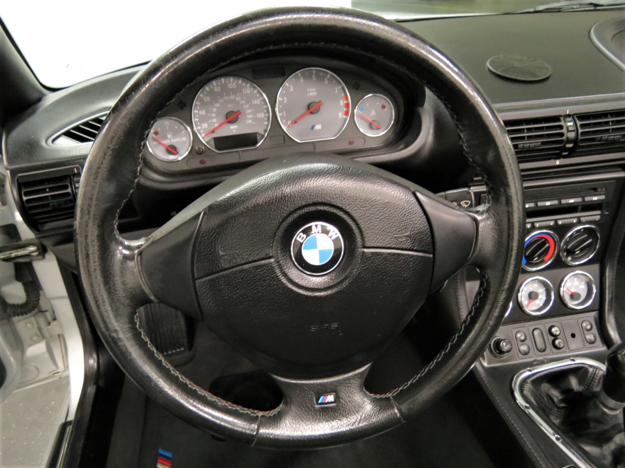 2002 BMW M Roadster Base