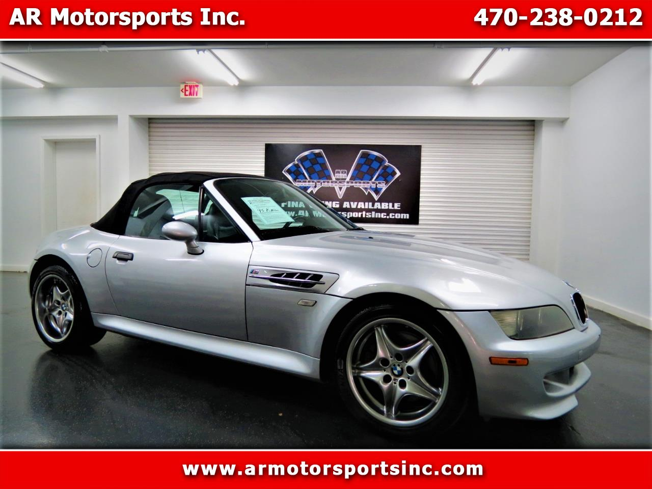 2002 BMW M Roadster Manual Transmission