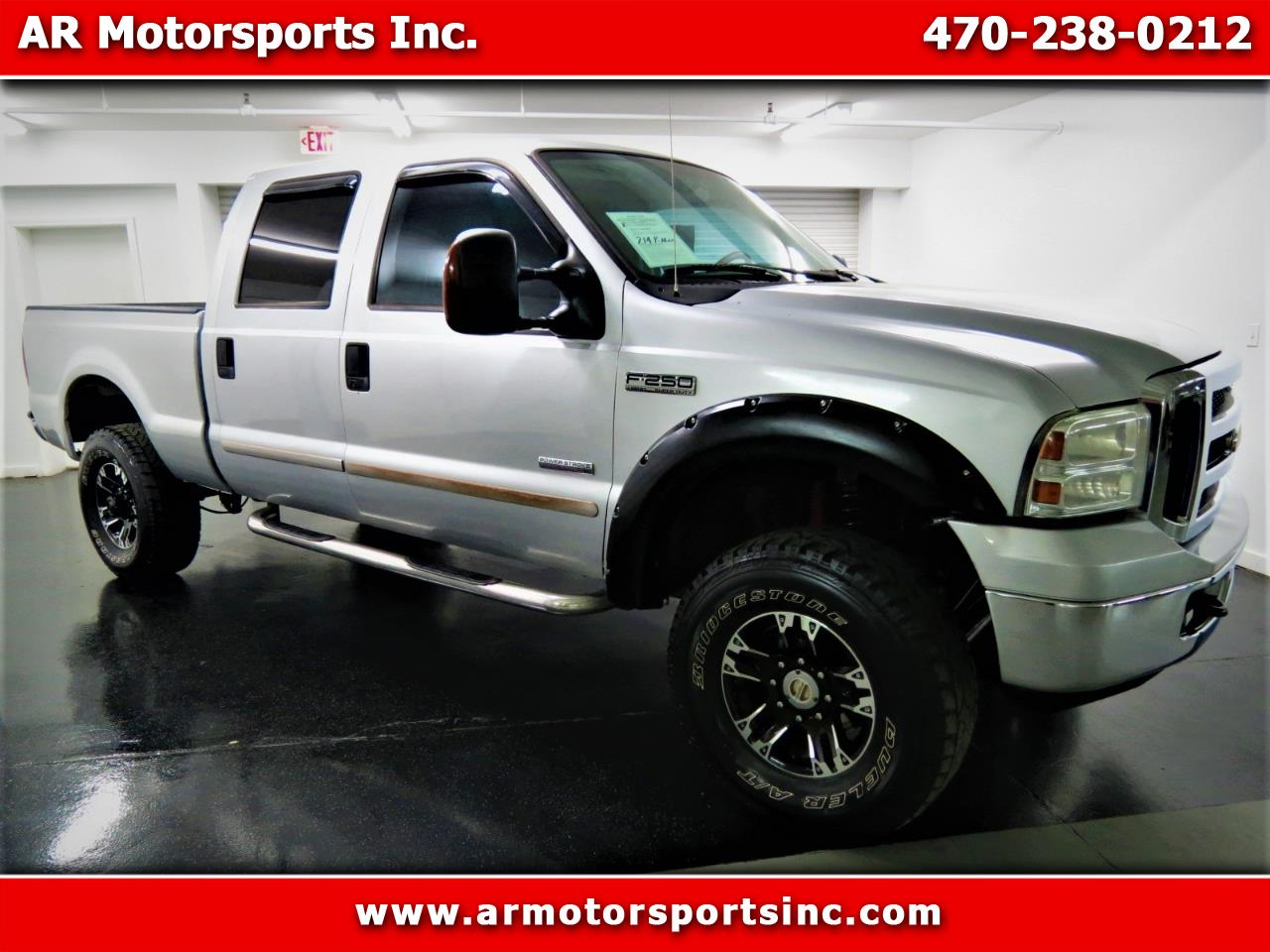 2005 Ford F-250 SD Lariat 4WD