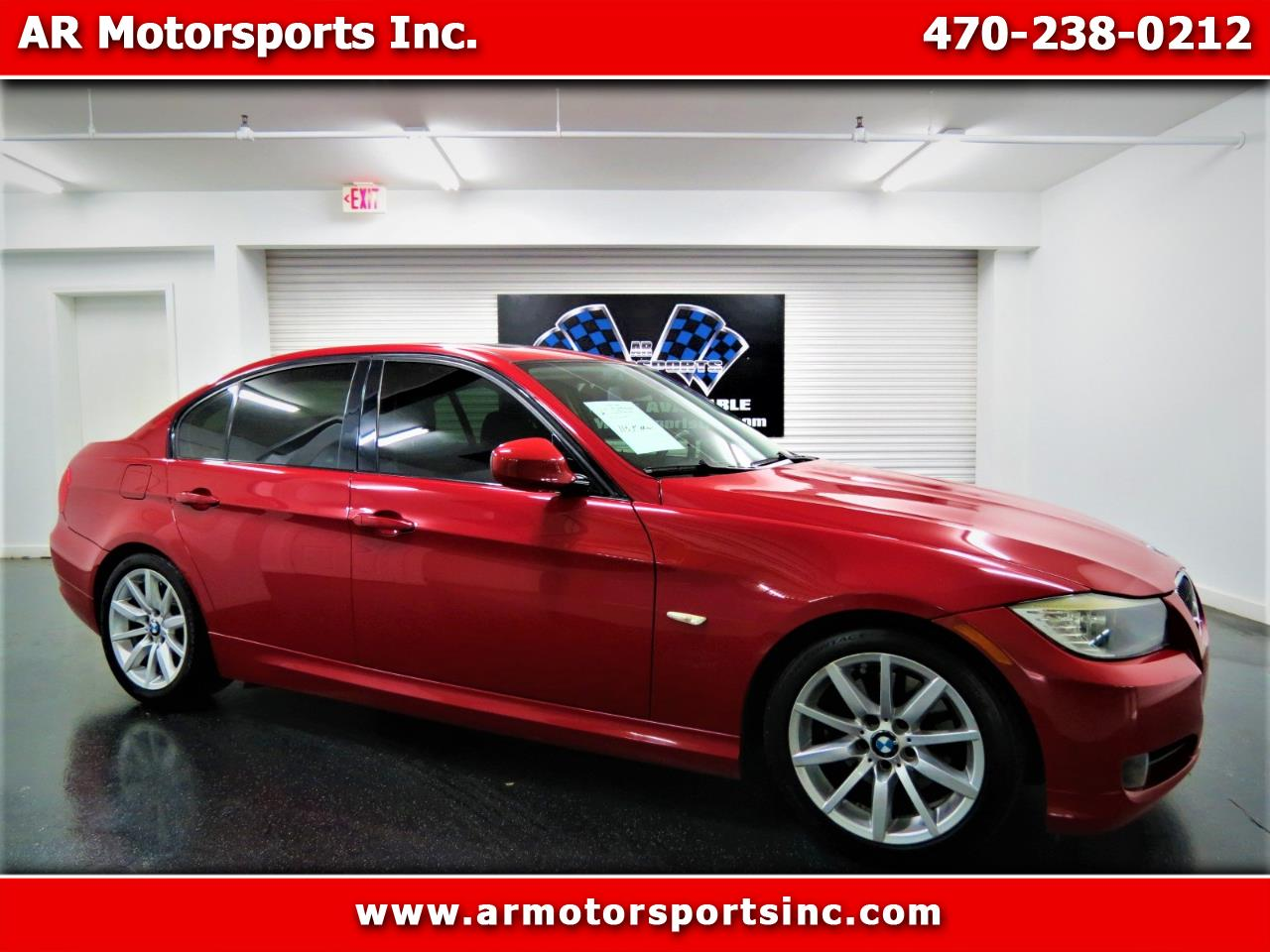 2009 BMW 3-Series 328i 6 Speed Manual With Sport Package