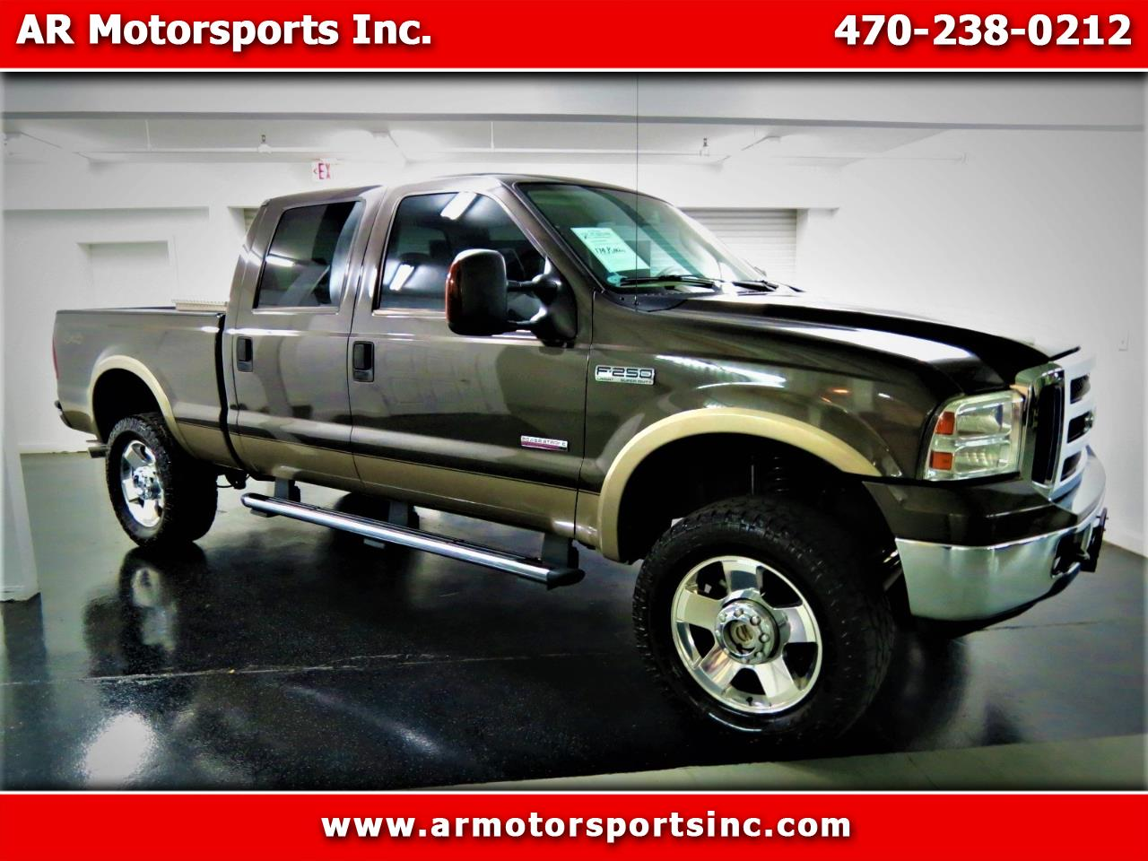 2007 Ford F-250 SD Lariat 4WD