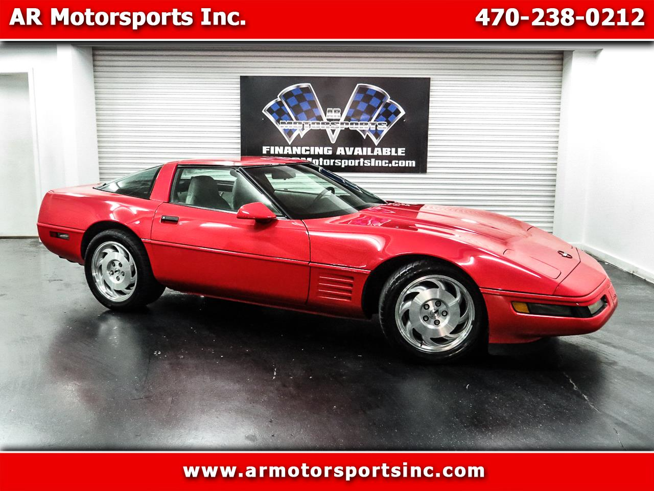 Chevrolet Corvette Coupe 1994