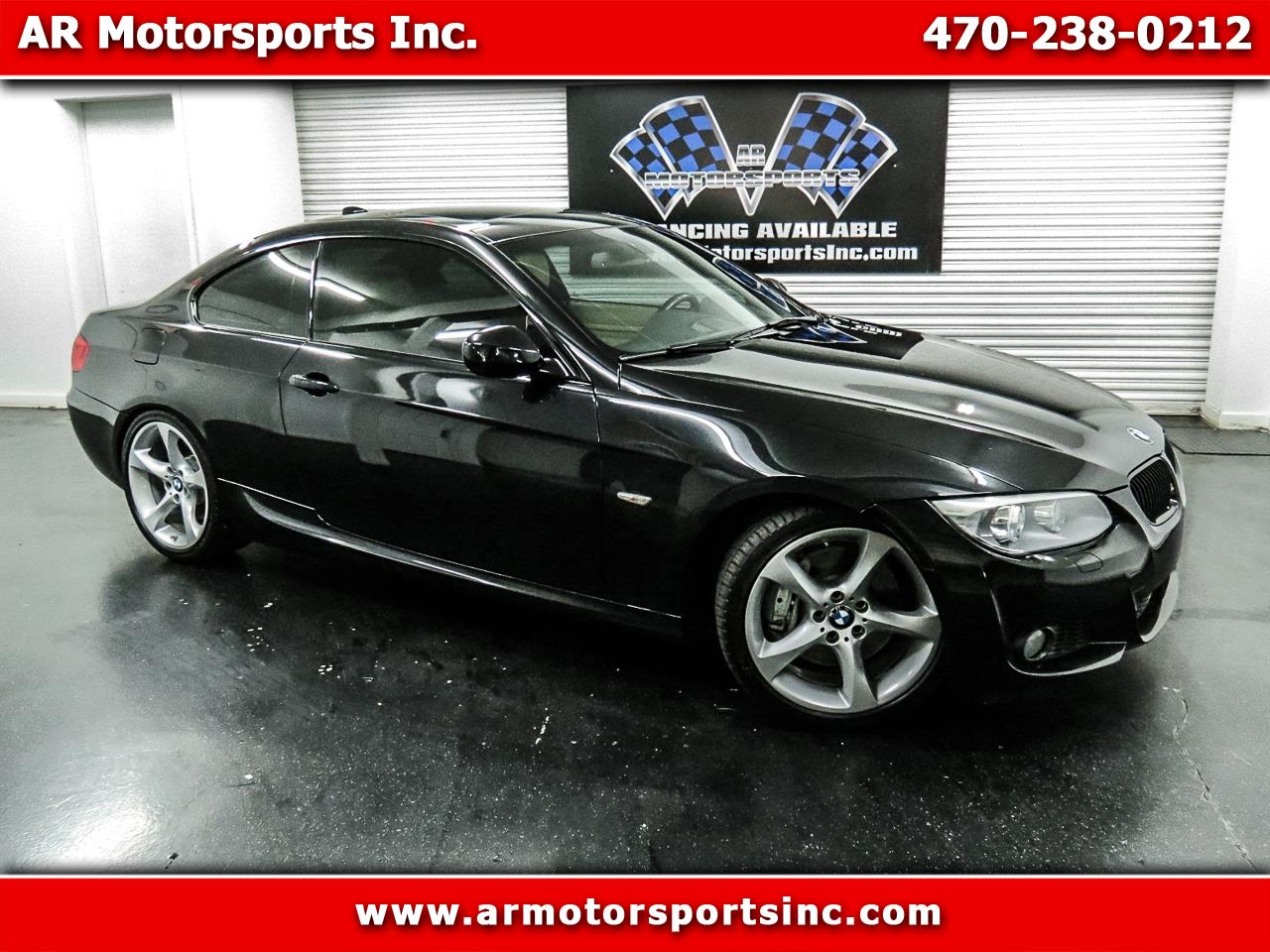 2011 BMW 3-Series 335I M Sport Pkg Coupe
