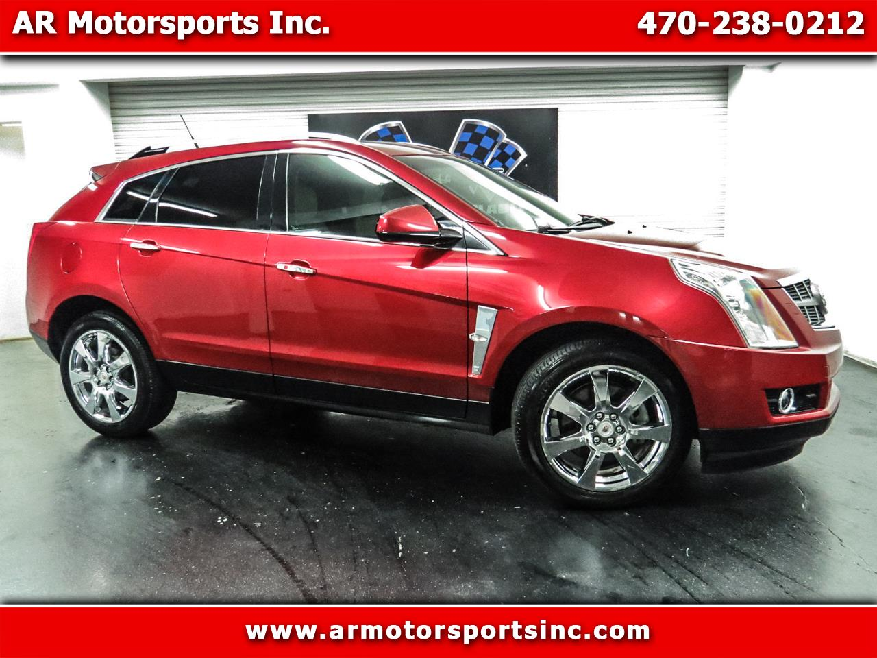 Cadillac SRX Premium Collection 2010