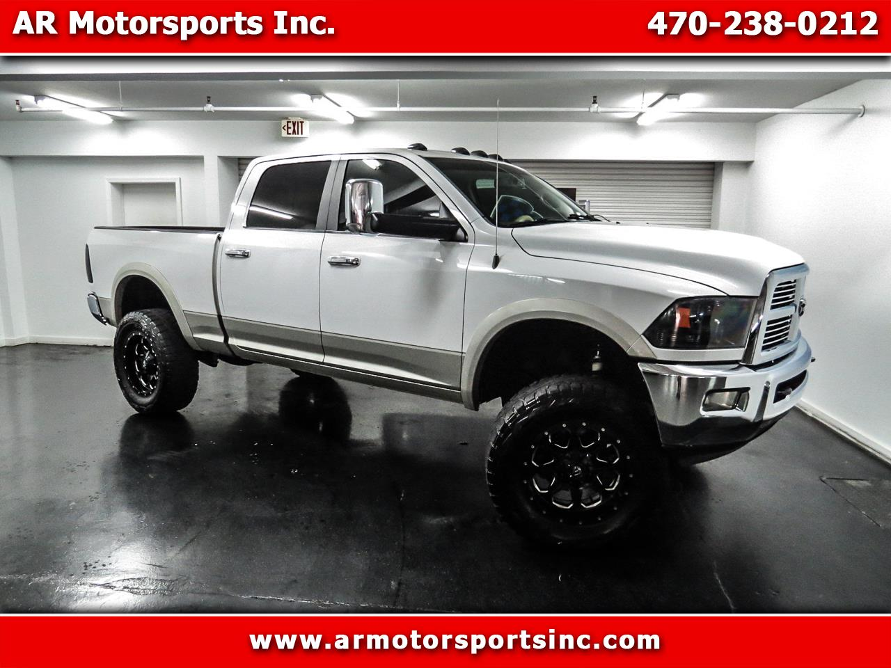 2011 Dodge 2500 HD 6.7L Larami 4x4
