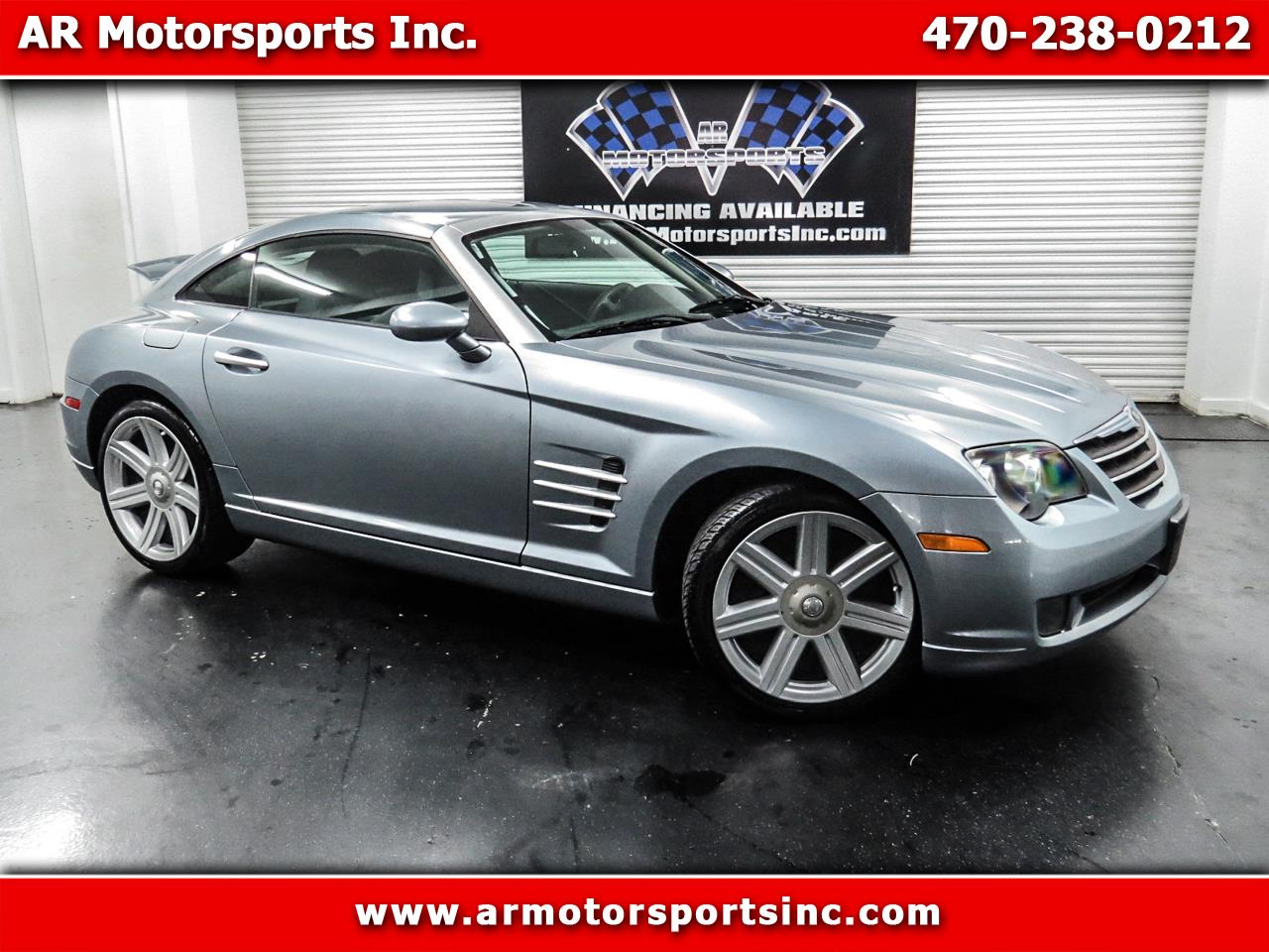 2007 Chrysler Crossfire Coupe Limited